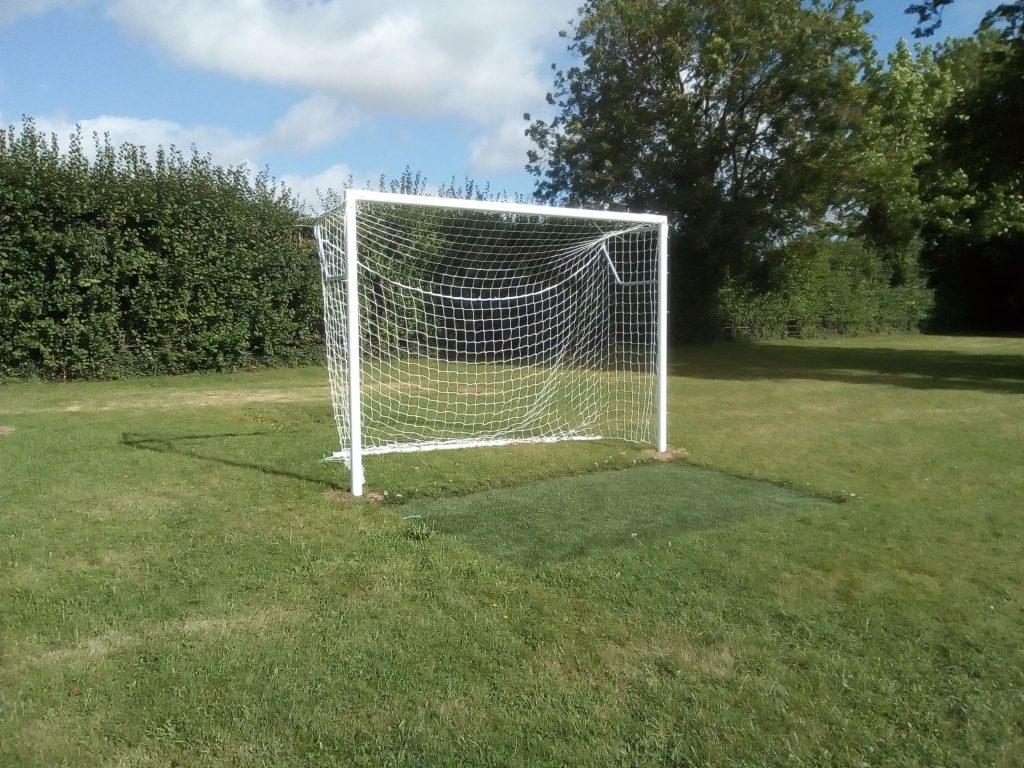 New goal posts