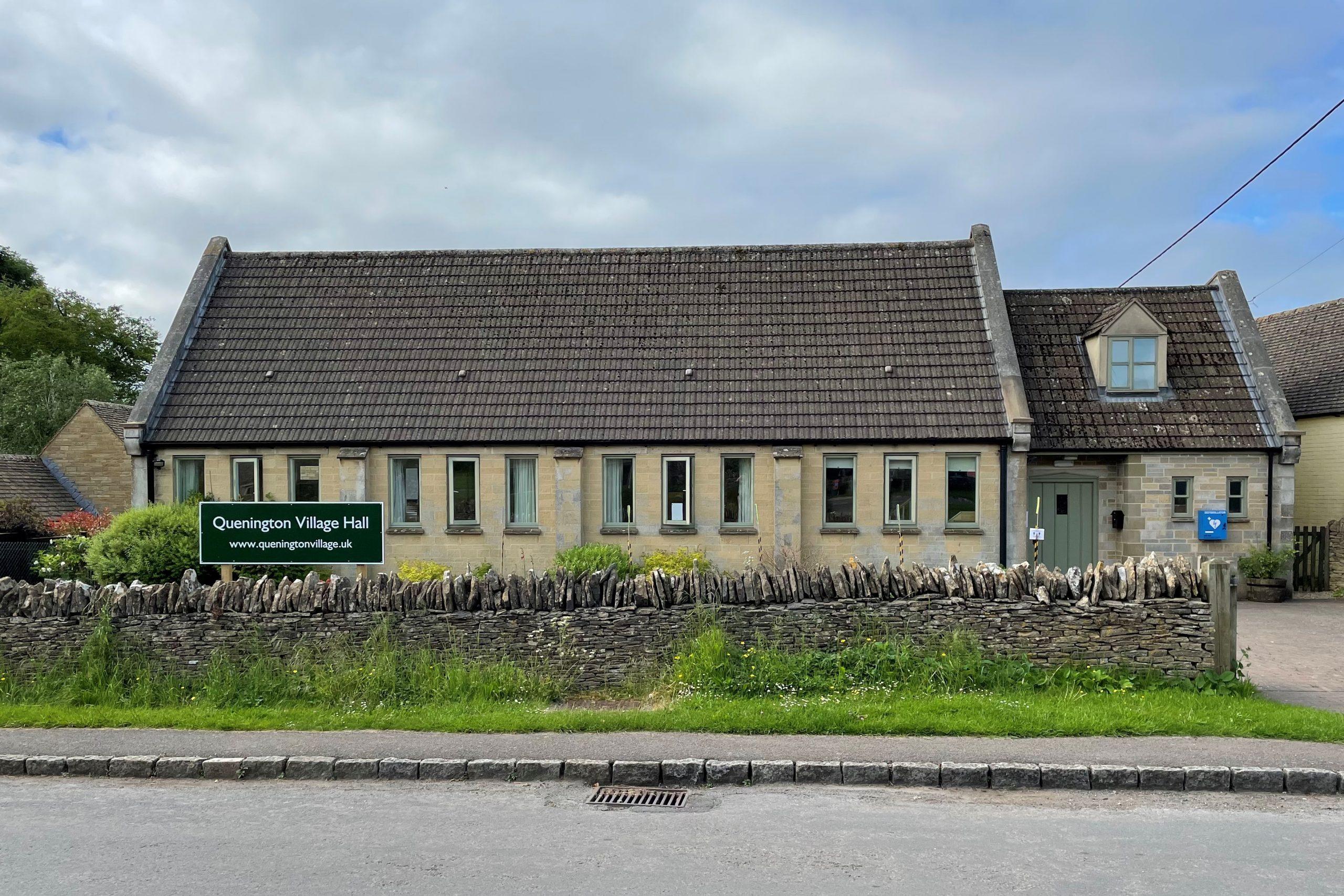 Quenington Village Hall